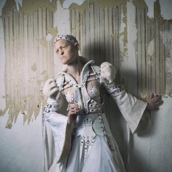 17) Costume GIULIA DANESE - Ph NANA HANK - Model MELANIE GAYDOS