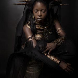 1) Ancient Souls- Costume Designer GIULIA DANESE - Ph ANNIE BERTRAM - Model THERESA FRACTALE