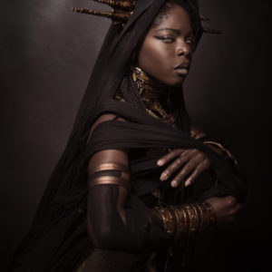 3) Ancient Souls- Costume Designer GIULIA DANESE - Ph ANNIE BERTRAM - Model THERESA FRACTALE