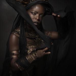 7) Ancient Souls- Costume Designer GIULIA DANESE - Ph ANNIE BERTRAM - Model THERESA FRACTALE