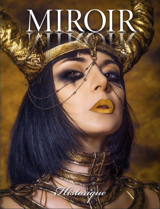 Miroir-Magazine---Historique 6-19-2019 cover
